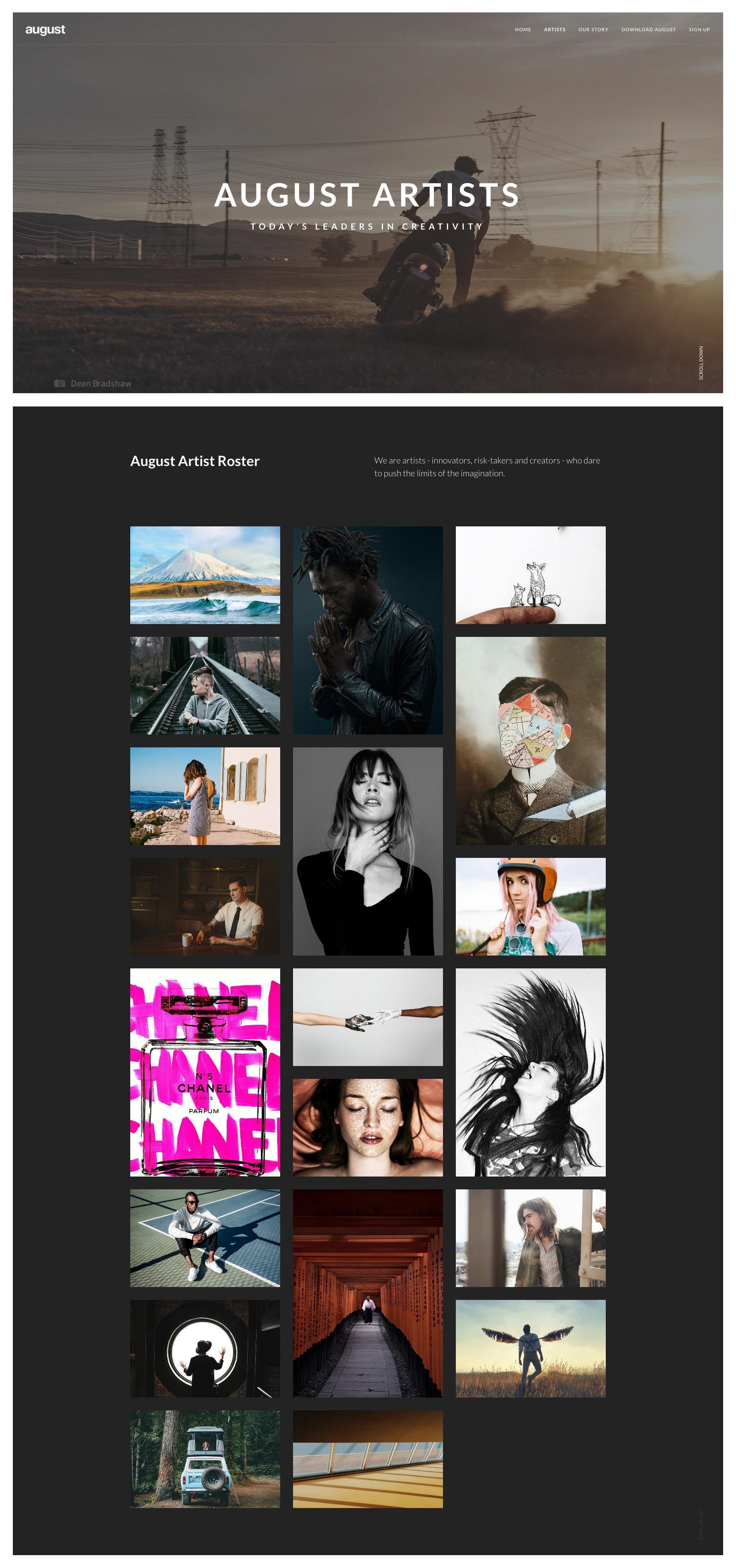 artist-roster